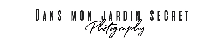 DANS MON JARDIN SECRET PHOTOGRAPHY